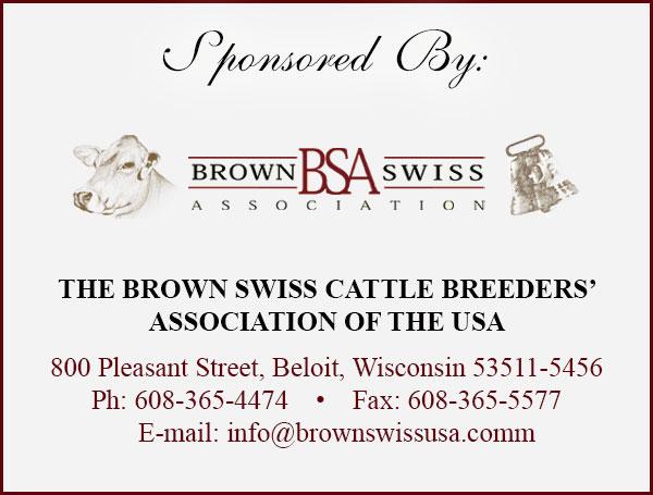 brown swiss usa